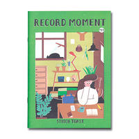 Record Moment / Stitch Toast