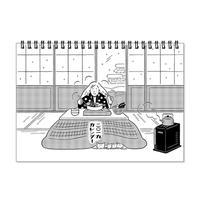 小幡彩貴2019カレンダー