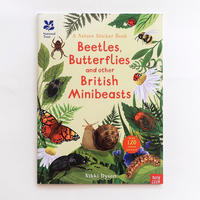 『Beetles, Butterflies and other British Minibeasts』