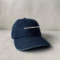 Rush Lines Cap (denim)