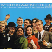 CD V.A.『WORLD IS WAITING FOR US(初回限定盤)』