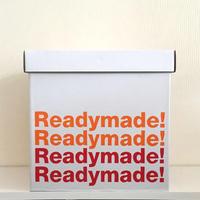 GOODS Readymade! 収納ボックス(LPサイズ)