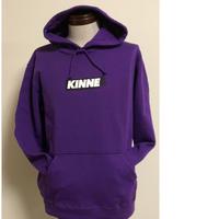 Kinner(キナー)スエットパーカー パープル XSサイズ