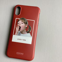 Iii.STORE  LOVELY GIRL  iPhone CASE