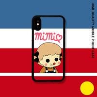 mimi ちゃんスマホケース