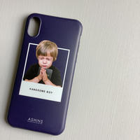 Iii.STORE  HANDSOME BOY  iPhone CASE