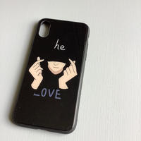 Iii.STORE  HE LOVE  iPhone CASE