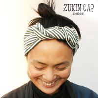 ZUKIN CAP - SHORT STRIPE ユニセックス