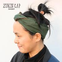 ZUKIN CAP SHORT STRIPE ユニセックス