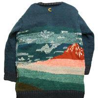 LEO リオ 赤富士セーター