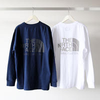 THE NORTH FACE PURPLE LABEL / 8oz L/S Logo Tee NT3903N (メンズ)