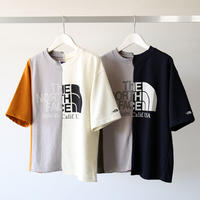 THE NORTH FACE PURPLE LABEL / Asymmetry Logo Tee NT3916N (レディース)