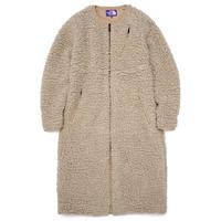 THE NORTH FACE PURPLE LABEL / Wool Boa Fleece Field Long Coat NAW2050N