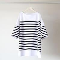 ORCIVAL オーシバル / BIGラッセルフレンチセーラー半袖Tシャツ 6116C (ユニセックス)