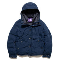 THE NORTH FACE PURPLE LABEL / Indigo Mountain Short Down Parka ND2066N