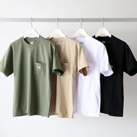 【2021S/S】DANTON ダントン / ポケットTシャツ SOLID JD-9041 (ユニセックス)