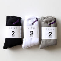 THE NORTH FACE PURPLE LABEL / Pack Field Socks 2P NN8961N