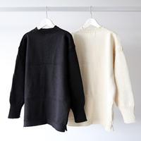 LE TRICOTEUR / トラディショナル ウールガンジーセーター (ユニセックス)