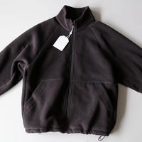 UNIVERSAL PRODUCTS / POLARTEC® FLEECE BLOUSON [BLACK]