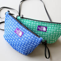 THE NORTH FACE PURPLE LABEL / Logo Print Mesh Pouch M NN7923N
