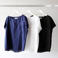 GYMPHLEX ジムフレックス / リネン 半袖 プルオーバーシャツ J-1161 KLS (レディース)