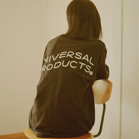 """UNIVERSAL PRODUCTS. / UP+N S/S TEE """"LOGO"""" 213-60113"""