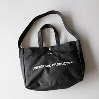 UNIVERSAL PRODUCTS / NEWS BAG [BLACK]
