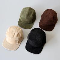 WINNER CAPS / SUEDE CAMP CAP