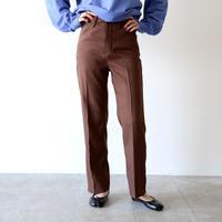 MY_ / STA PREST STRAIGHT PANTS