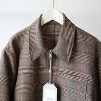 UNIVERSAL PRODUCTS / PLAID HARRINGTON JACKET [CHECK] 201-60404