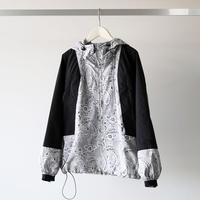 THE NORTH FACE PURPLE LABEL / Paisley Print Mountain Wind Parka NP2915N (レディース)