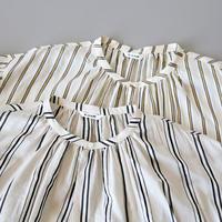 LE GLAZIK ル グラジック / ギャザーネックシャツ JL-3656 NAL NAG (レディース)