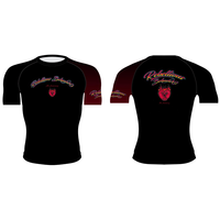 GLOVE HEART S/S RASH GUARD
