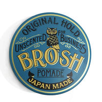 BROSH POMADE UNSCENTED / BIZ