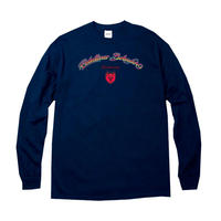 GLOVE HEART 5ANV L/S TEE NVY