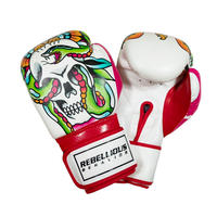 EAGLE SKULL 8oz BOXING GLOVES
