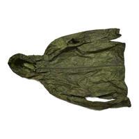 ロシア Splav製 レインスーツ デジタルフローラ迷彩 上下 専用バッグ付き