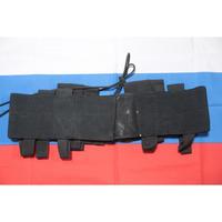 ロシア GearCraft製 フレキシブルベルト 収納スペース付き