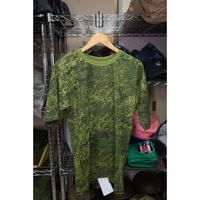 ロシア製 デジタルフローラ迷彩 Tシャツ