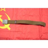ソ連製 地上軍 コットン製 銀バックル ベルト