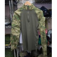 ANA製 コンバットシャツ A-tacs FG迷彩