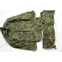 ロシア連邦軍 官給品 VSR-93迷彩服 上下セット 1995年製