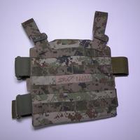 SOBR放出 SRVV製 レッグパネル SURPAT迷彩