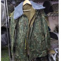 ロシア連邦軍 官給品 空挺裁断 VSR-93迷彩 冬服 上下セット 新品