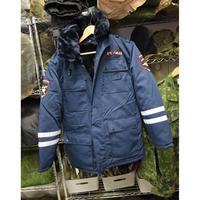 ロシア警察 官給品 交通警察 DPS用 冬服 上下セット