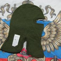 ロシア連邦軍 官給品 BTK-Group製 ニット バラクラバ OD