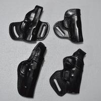SSO製 旧ロット FireLine 黒革ホルスター トカレフ用