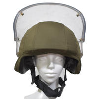 FSB放出 実物 Armokom製 LShZ-2DT ヘルメット バイザー付き