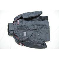 ロシア警察放出品 冬服(撥水/防風) 上下セット フルパッチ・IDケース付き