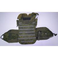 ロシア連邦軍 官給品 6b43 ボディアーマー カバーのみ Used